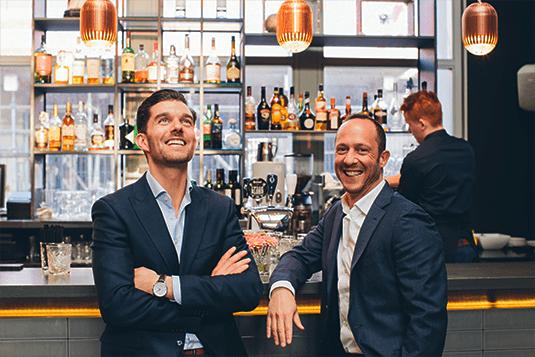 Melle en Jacob | De oprichters van MJ People het Werving- en Selectiebureau binnen de Hospitality