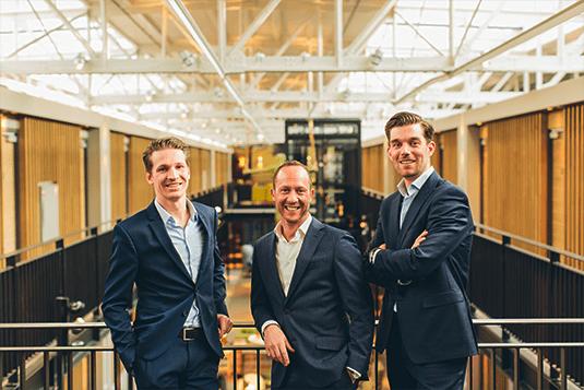 Tim, Jacob en Melle | De heren binnen MJ People het Werving- en Selectiebureau binnen de Hospitality