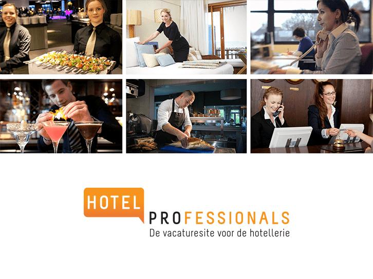 Hotel vacatures Hotelprofessionals